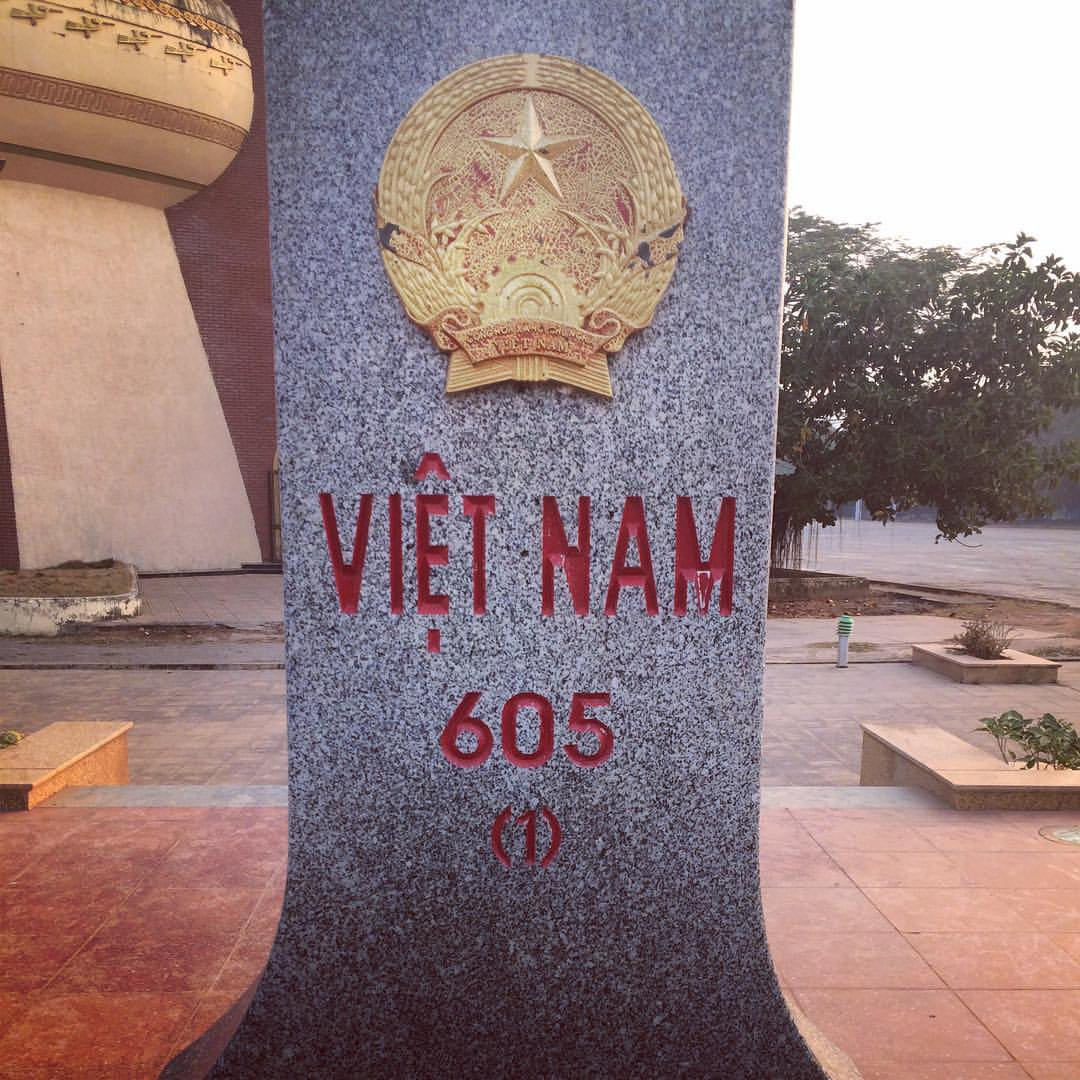 Land Crossing: Vietnamese Border